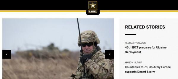 Военные США: Готовится ввод войск на Украину
