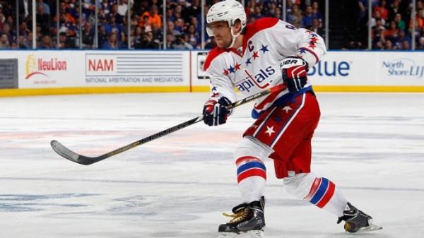 Овечкина признали в НХЛ третьей звездой дня