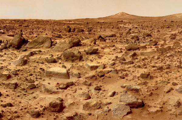 Фотограф из Финляндии создал видео «экскурсии» по Марсу