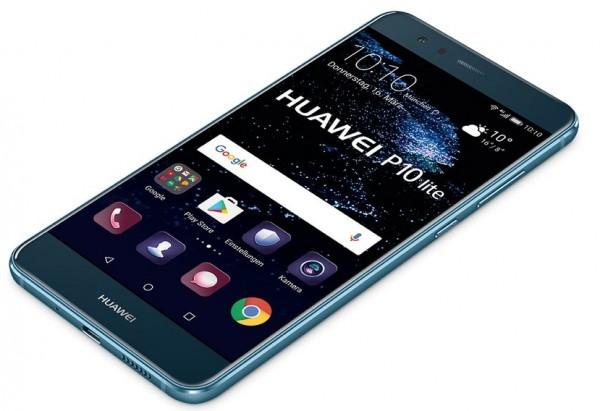 В РФ стартовали продажи Huawei P10 и P10 Plus