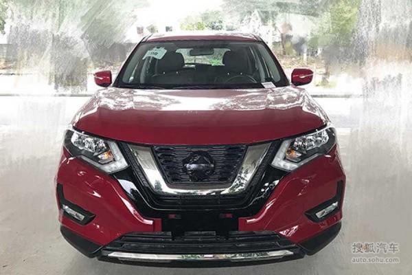 Обновленный  Nissan X-Trail засветился в Сети