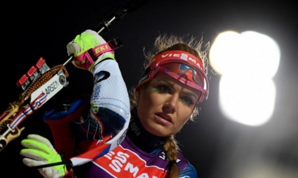 Чешская биатлониста Коукалова отказалась ехать в Тюмень