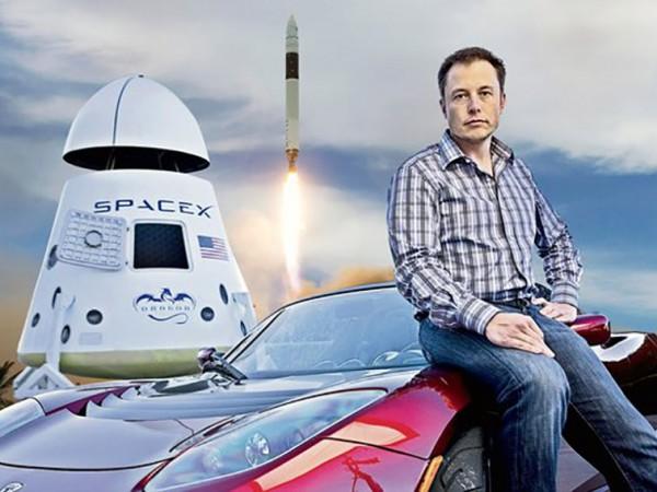 Глава SpaceX Илон Маск раскритиковал план Трампа на развитие NASA