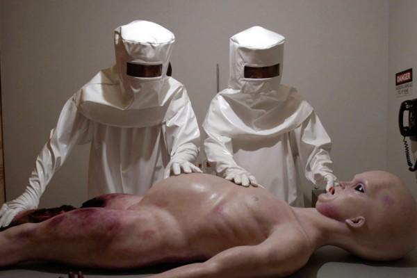 СМИ: Российский Капустин Яр скрывает тела инопланетян