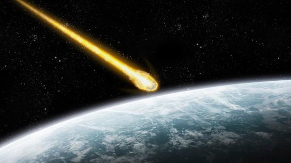 Над Иркутском пролетел зеленый метеорит