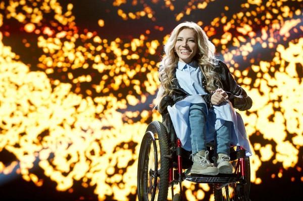 EBU: Юлия Самойлова может участвовать в «Евровидении» при помощи видеосвязи