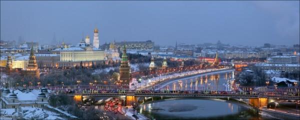 В Москву к выходным вернутся мороз и снег