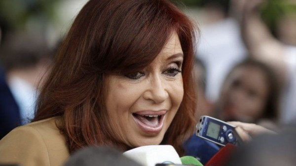 Экс-президент Аргентины Кристина Киршнер предстанет перед судом