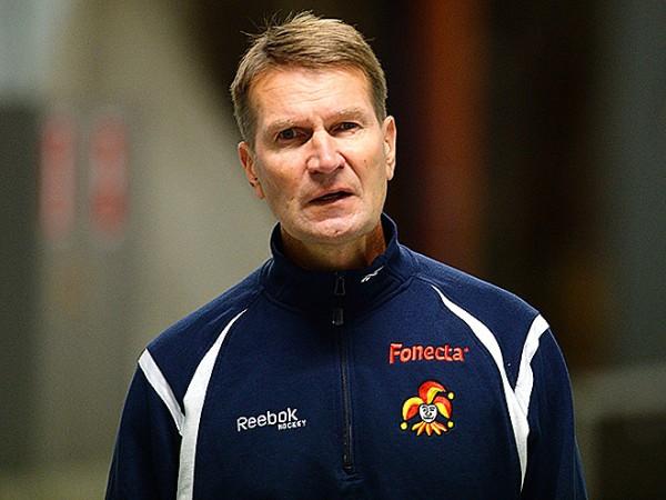 Вестерлунд стал главным тренером