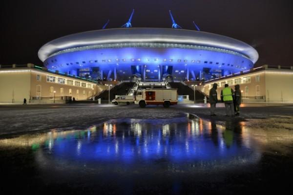В Петербурге пройдет светопреставление на «Зенит-Арене»