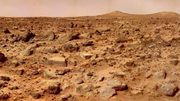 Ученые использовали марсианский грунт в качестве стройматериала для 3D-принтера
