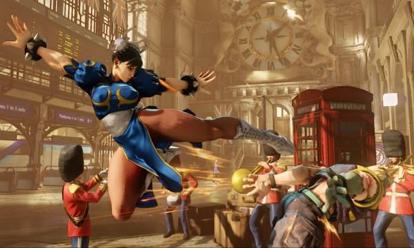 Capcom сделает бесплатную временную версию Street Fighter 5