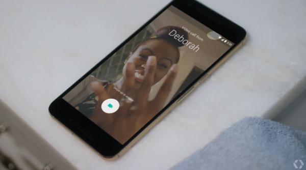 В видеочате Google Duo теперь можно совершать голосовые звонки