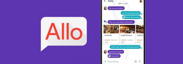 Google разработала обновление для Google Allo