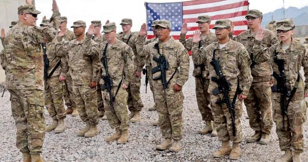 СМИ: США направят 5 тыс. военных в Афганистан