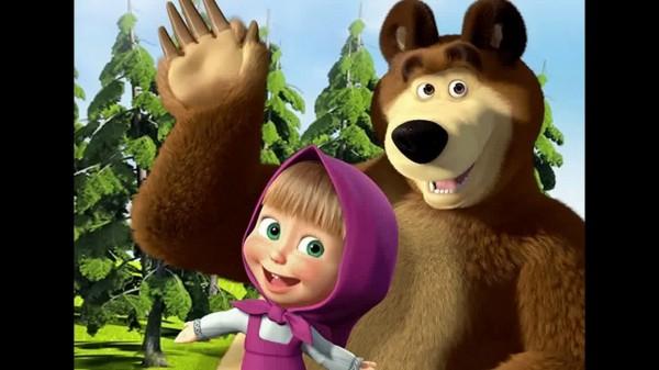 Новый эпизод сериала «Маша и Медведь» выйдет 14 апреля