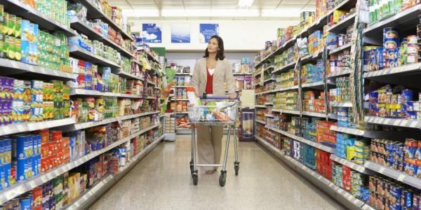 Ученые доказали что на прилавках супермаркетов микробов больше, чем в туалете