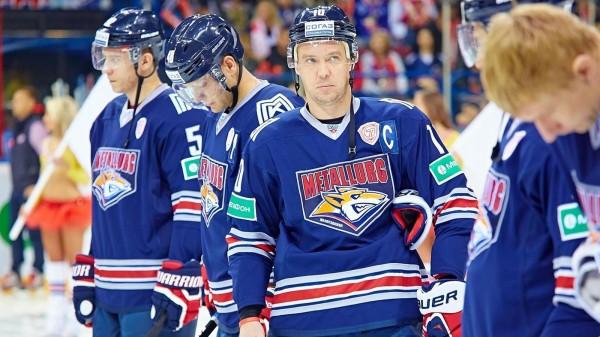 «Металлург» выиграл у «Ак Барса» во втором матче финала Восточной конференции КХЛ