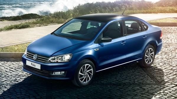Калужский завод Volkswagen выпустил 400-тысячный седан Volkswagen Polo