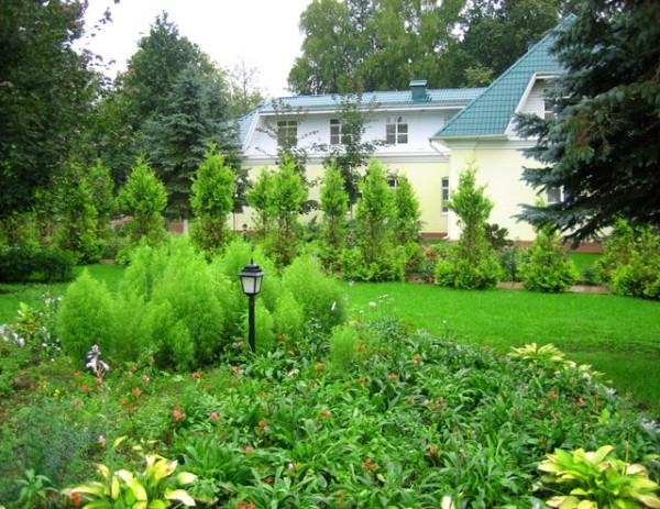 Элитные загородные дома в Подмосковье были в разы востребование за январь-февраль