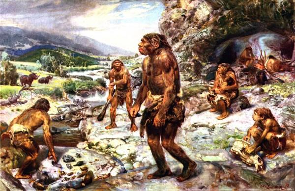 Ученые доказали наличие у неандертальцев чувства прекрасного по найденной в Крыму кости