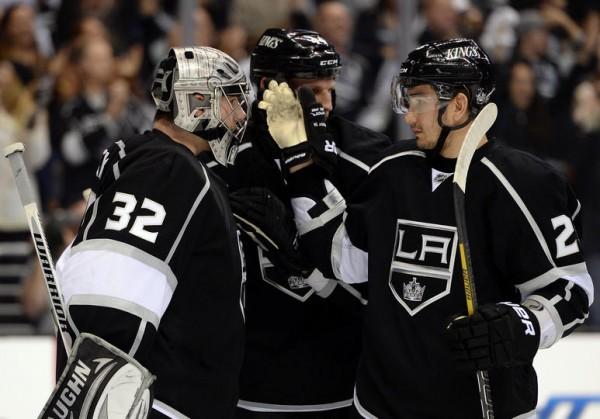 «Лос-Анджелес» обыграл «Калгари Флэймз» в выездном матче НХЛ