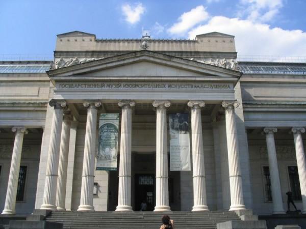 Выставка «Октябрь» к 100-летию революции открывается в Москве в Музее имени Пушкина