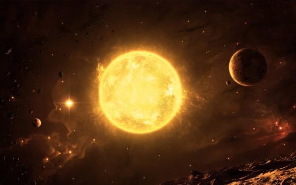 Уфологи зафиксировали НЛО, вращающееся вокруг Солнца