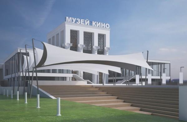 Открытие Музея кино на ВДНХ перенесли на октябрь