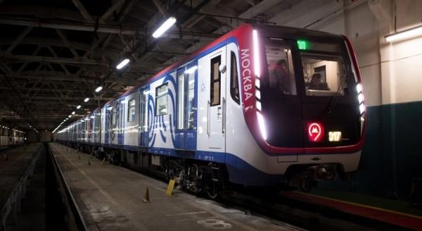 В апреле в столичном метро появятся поезда серии