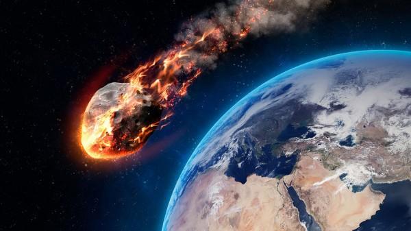 На Землю надвигается астероид, размером с автобус