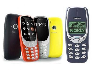 Обновлённая Nokia 3310 демонстрирует беспрецедентный спрос