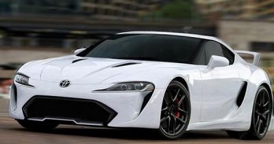 Toyota расширит производство спортивных автомобилей