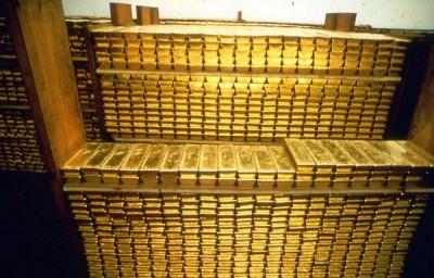 Золотовалютные запасы РФ в феврале увеличились на 0,57%