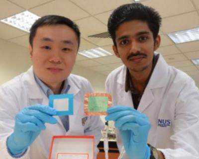 Учёными разработано очищающее воздух нановолокно
