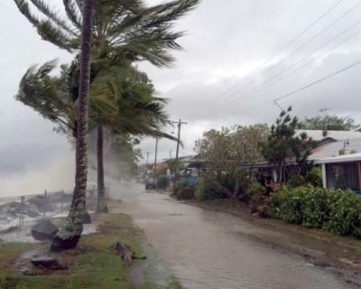 В ближайшие дни Австралию накроет мощный тропический циклон