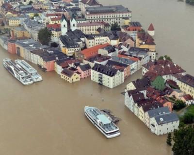Учёные: Могут уйти под воду жилища пяти миллионов европейцев