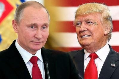 Путин выразил свою готовность встретиться с Трампом в Финляндии