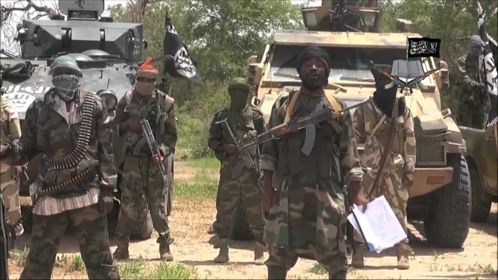 ВНигерии исламисты из«Боко Харам» похитили 22 девушек