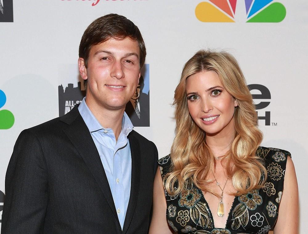 Благополучие дочери Трампа иеесупруга оценили в740 млн. долларов