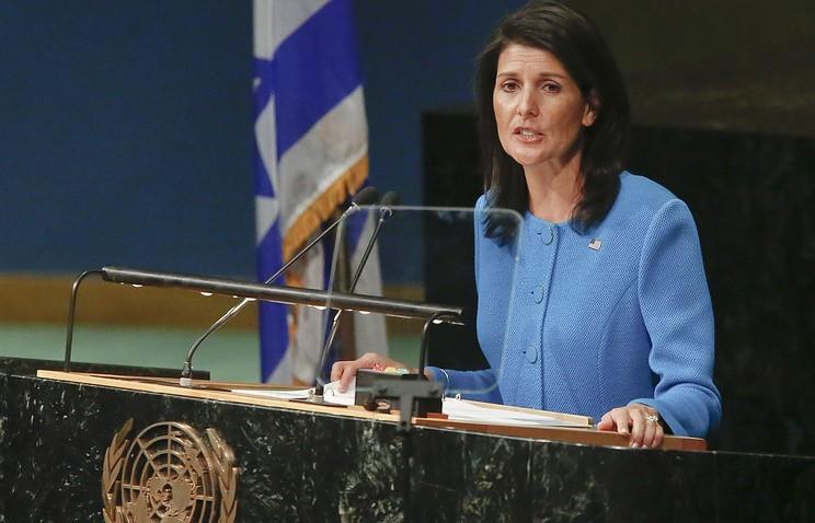 Совет безопасности ООН возглавили США