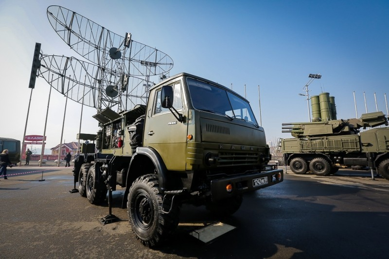 Навооружение ЗВО поступил комплекс РЭБ «Борисоглебск-2»