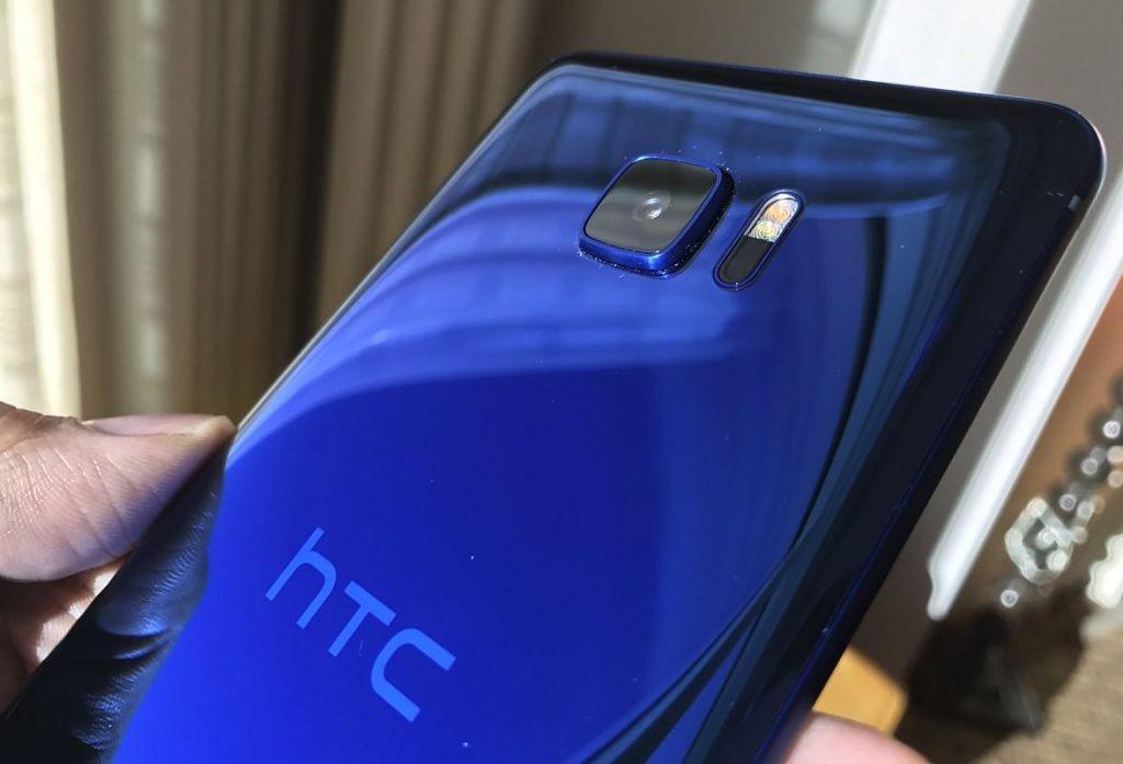 Нарендерах объявился флагманский HTC U