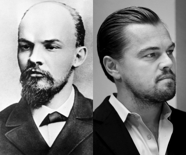 Леонардо ДиКаприо пообещал сыграть Ленина ипосетить Ульяновск
