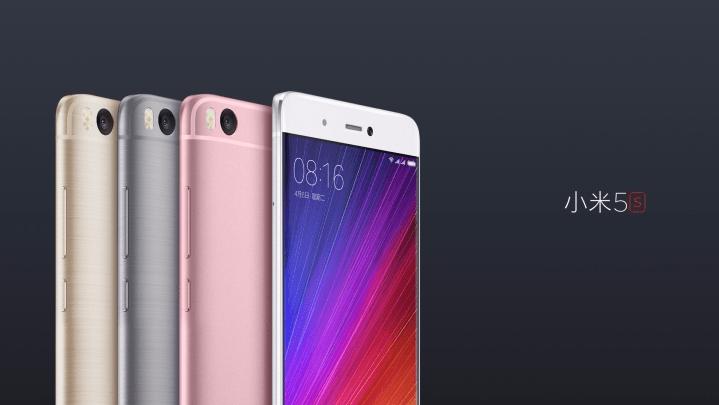 Xiaomi Mi6 презентую 11апреля