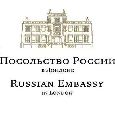 ПосольствоРФ назвало скучными заявления глав Минобороны Великобритании иСША поРоссии