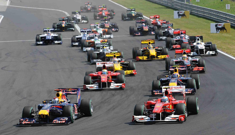 С2021 года в«Формуле-1» появятся новые двигатели