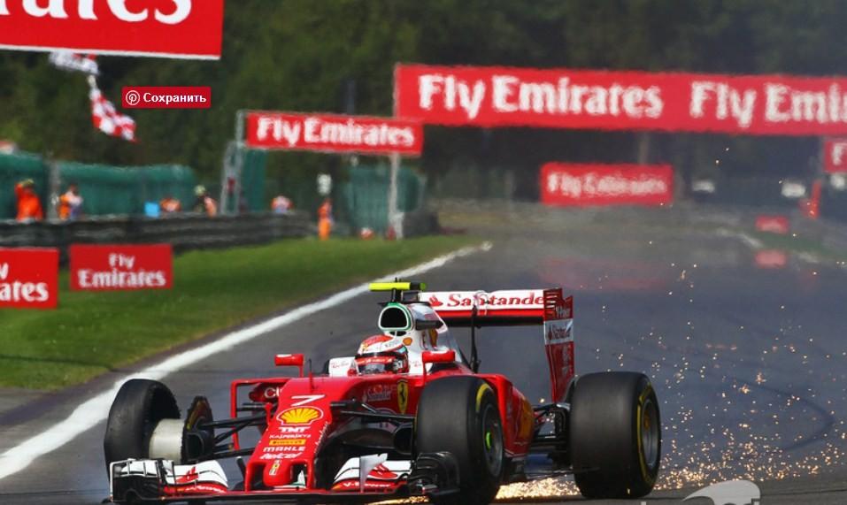 Гоночный болид чемпиона Формулы-1 Кими Райкконена продадут нааукционе