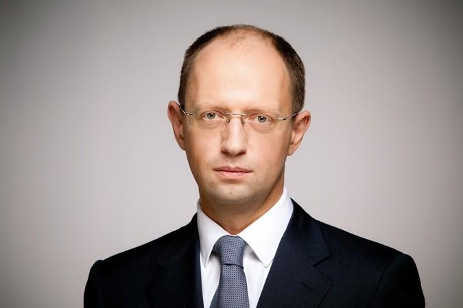 Бывший премьер-министр Украины Яценюк задекларировал неменее млн. долларов