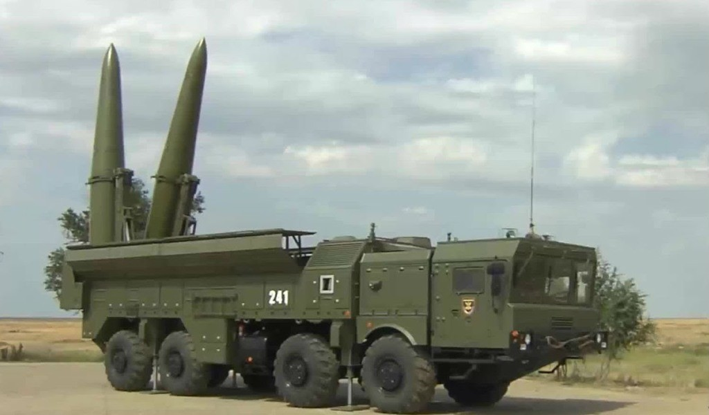 ВНАТО сочли «Искандеры» вКалининграде угрозой безопасности